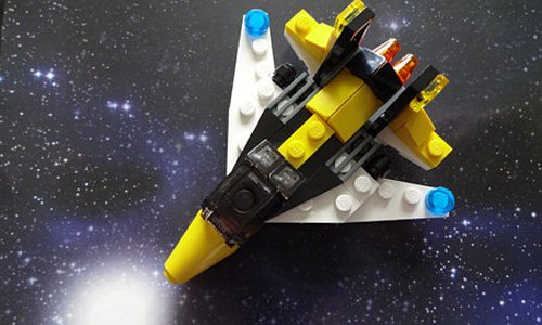 space themed decor lego spaceship - Replicate San Diego's Space Society Conferences with This Space-Themed Decor